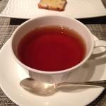 モノリス - 紅茶+レモンジンジャーケーキ