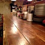 カレー食堂 リトル・スパイス - 店内の雰囲気
