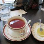 カフェ シャポー - ホットティー(セイロン)