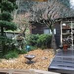 蕎麦と雑穀料理 杜々 - お庭