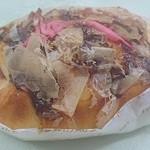 カバのパン屋さん - 料理写真:お好み焼きのパン。