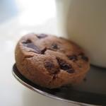 カフェ・イン - チョコチップクッキーアップ