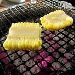 焼肉 風風亭 - とうもろこし¥162円
