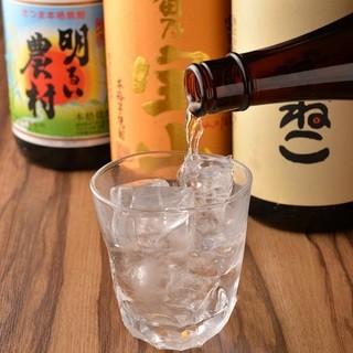 本格焼酎の宝庫、九州の旨い酒