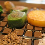 鉄板焼 RURI - 野菜たち