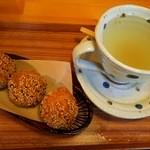 ピロチュン - 大笑い揚げ菓子、ゆず茶