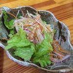 明石 - サラダ