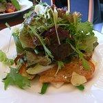 クロキ - 野菜もりもりサラダ