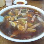 花まさ - 「広東麺」(カントンメン)