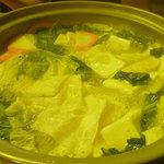 きた山 - 秘伝スープの鴨川鍋