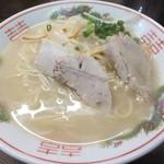 ちどり - 料理写真:中華そばです☆ 2016-0327訪問