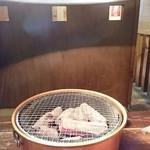 焼肉居酒屋 くまみちゃん  - 備長炭