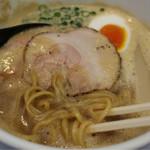 Mitsuba - 豚chiki しょうゆらーめん