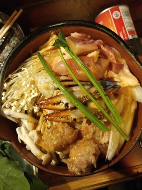 味十味 - 極楽鍋(2016/3)