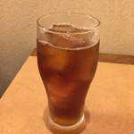 長久鮨 - ウーロン茶(200円)