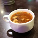 ザックス - スープ
