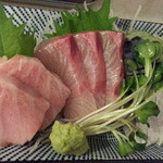 横田酒場 - 本日の刺盛りアップ