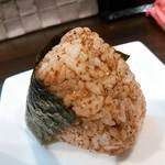 海老秀 - 海老おにぎり 150円