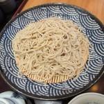 蕎麦遊膳 花吉辰 - 蕎麦、普通の盛り
