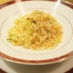49329738 - ジャスミン米の炒飯