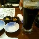 魚鮮水産 - 黒生ビール