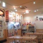 韓国料理 ドントン - 2010年夏 リニューアル後の店内