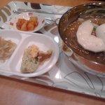 韓国料理 ドントン - 冷麺セット (680円)