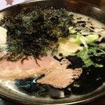 マスターピース - マー油とんこつラーメン770円