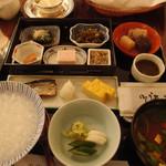 山の上ホテル - 和朝食(2016/03)