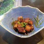 菊菱 - うなぎ山椒煮