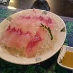 菊菱 - 鯉のあらい