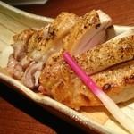 十方夷第 - 鶏もも肉黒胡椒