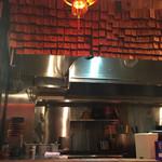 肉汁水餃子 餃包 - 2016年4月。会員の札がいっぱい。