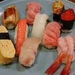 和光鮨 - 特上にぎり