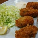 和光鮨 - 牡蠣フライ