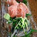 和光鮨 - 料理写真:刺身の盛り合わせ