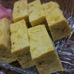 和光鮨 - 自家製卵焼き(ハーフ)