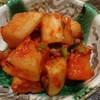 幸楽園 - 料理写真:自家製キムチ