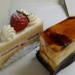 メゾン・モンマルトル - ショートケーキ、タルトペイザンヌ