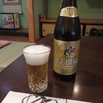 49344078 - エビス中瓶 600円 (2016.3)