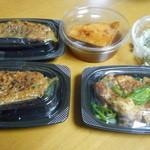 和食屋の惣菜 えん - 買い求めた品々