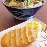 丸亀製麺 - 春のあさりうどん