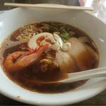 49345858 - えび醤麺(醤油)