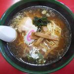 五十番 - 料理写真:ラーメン 500円