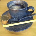 窯焼ピザ 俺家 - コーヒー