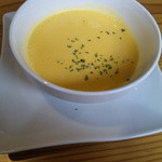 窯焼ピザ 俺家 - スープ