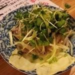 串屋横丁 大山店 - 酢もつ (コース)