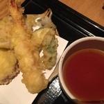 蓮こん - 天ぷら