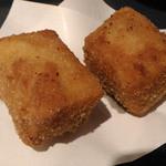 麦酒庵 - 牡蠣クリームコロッケ