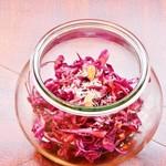 アナログ カフェ ラウンジ トーキョー - 紫キャベツのマリネ